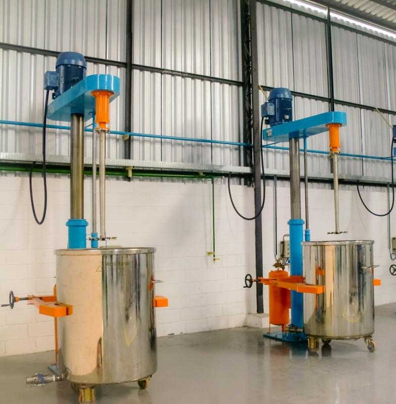 Agitador Mecânico Tipo Industrial sob Encomenda Palmas - Agitador Mecânico