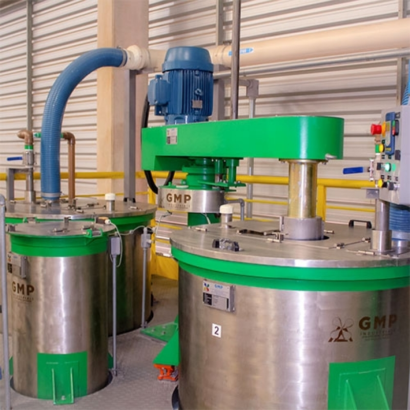 Tachos de Aço Carbono Brazlândia - Tacho Aço