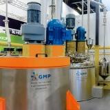 agitador industrial para liquidos Paragominas