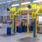 agitador industrial Santa Leopoldina