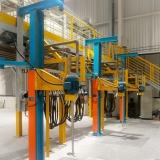 agitadores industriais vertical Leme
