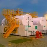 comprar tanque de armazenamento aço inox Novo Gama
