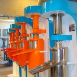distribuidor de moinho industrial de areia para tintas Macaíba