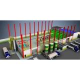 empresa de projeto e layout de fábrica Japurá