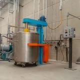 equipamento de fábrica tinta industrial sob encomenda Rio das Ostras
