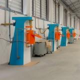 industria de moinho industrial de esferas para pigmentos Capivari