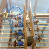 instalações de tubulações industrial Paço do Lumiar