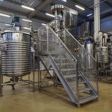 Instalação Industrial de Produção em Serie