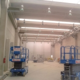 instalações industrial Arujá