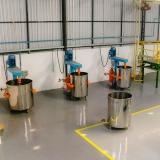 misturador de resina industrial Pimenta Bueno