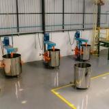 misturador industrial de cosmeticos preços Divinópolis