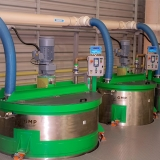 misturadores de sabão industrial Santo André