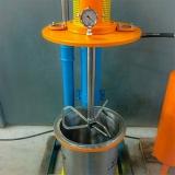 Misturador de Resina Industrial
