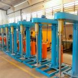 Misturador Industrial de Tintas