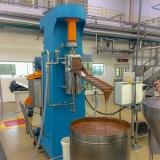 Moinho Industrial de Esferas para Chocolate