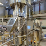 Moinho Industrial de Esferas para Laboratorio
