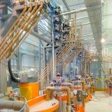 quando custa instalação industrial de produção em serie Resende