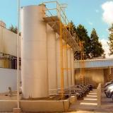 tanques de armazenamentos agua Agudos