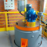 Tanque Misturador Aço Inox Usado